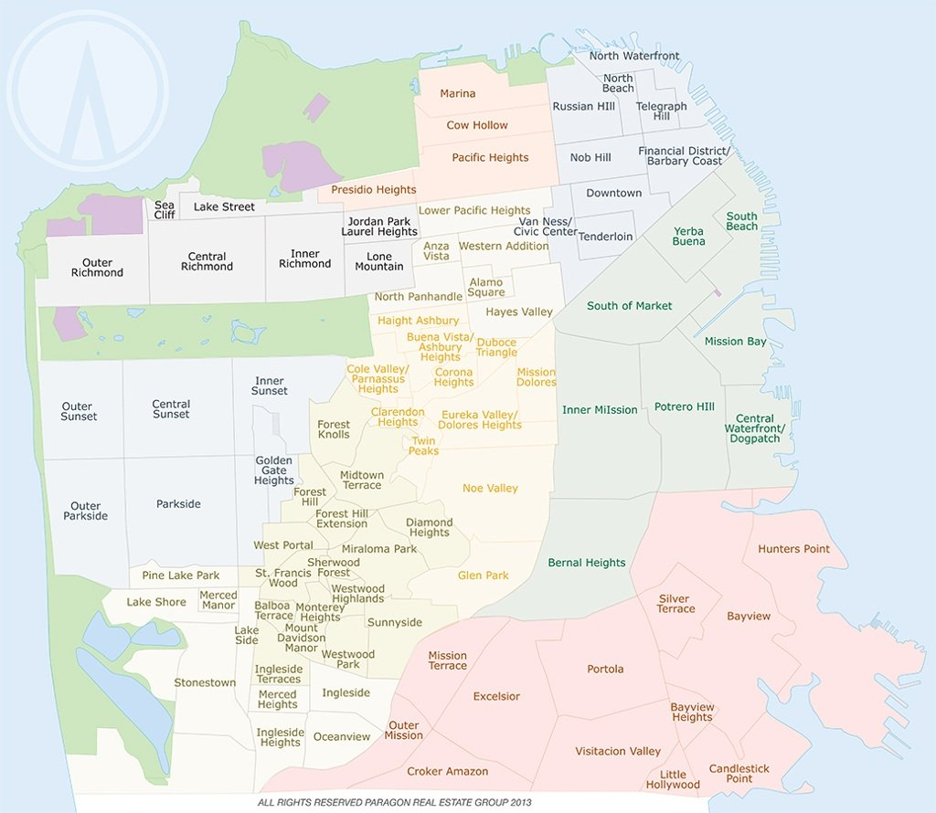 San Francisco Demographics By Zip Code Helena X Real Estate - Us zip codes ranked by income
